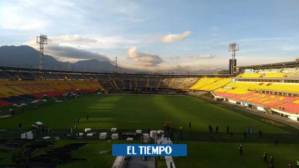 Alcaldía de Bogotá autoriza uso de estadios El Campín y Techo por Santa Fe, Millonarios y Equidad - Fútbol Colombiano - Deportes