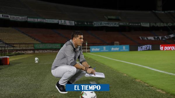 América de Cali: Juan Cruz habla del empate contra Pasto en la Liga BetPlay - Fútbol Colombiano - Deportes