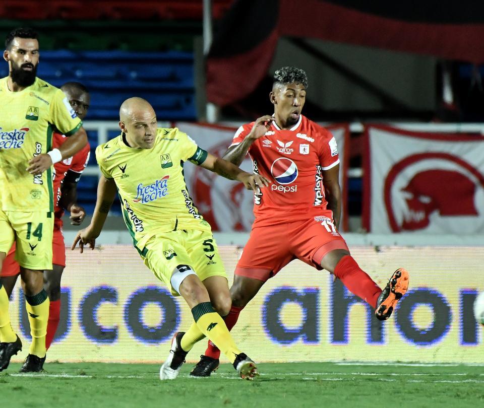 América vs. Bucaramanga: resultado y goles del partido Liga Betplay Dimayor 2021 - Fútbol Colombiano - Deportes