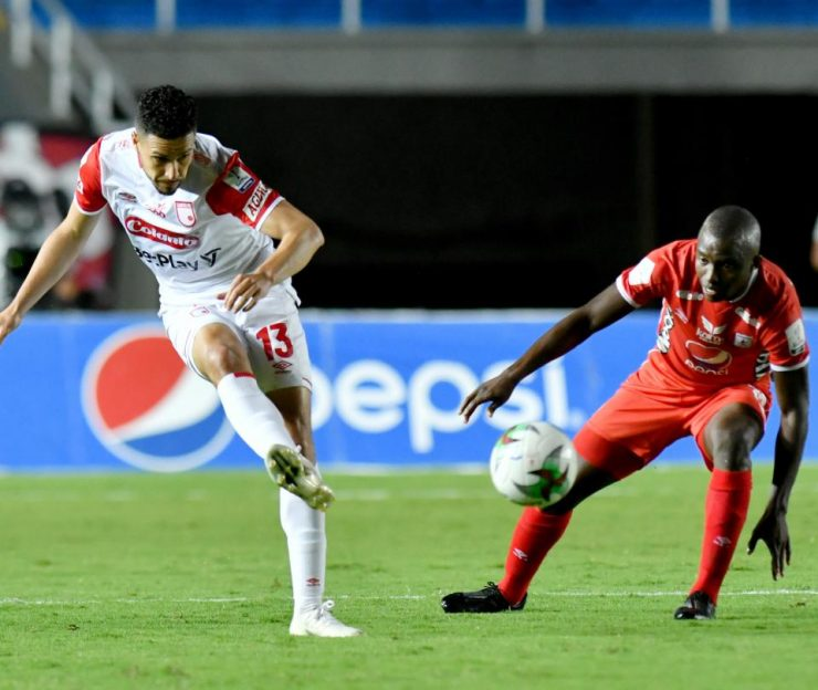América vs. Santa Fe: resultado y goles del partido Liga Betplay Dimayor 2021 fecha 7 - Fútbol Colombiano - Deportes