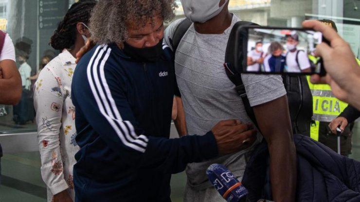 Andrés Felipe Román: así han sido las últimas horas tras no pasar los exámenes médicos en Boca - Fútbol Colombiano - Deportes