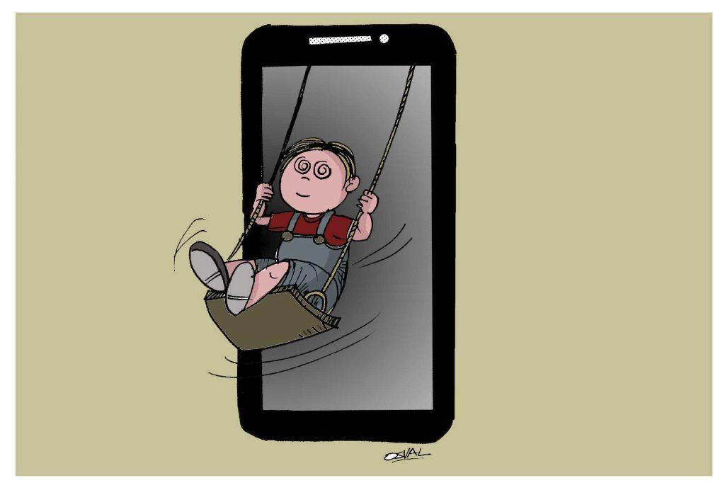 Anestesiados por la tecnología – Escambray