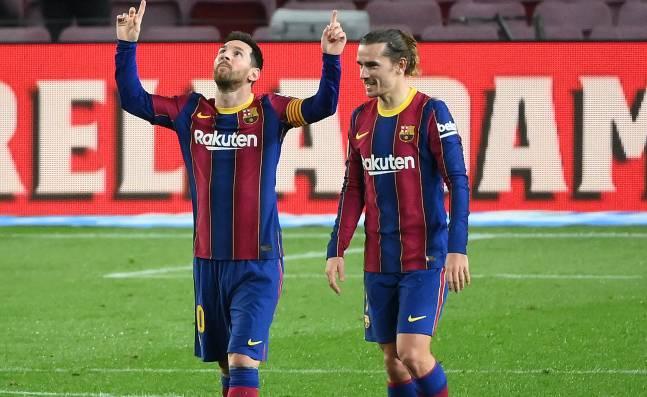 Barcelona, con Messi en racha, abre ante el PSG los octavos de Champions