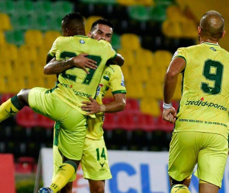 Bucaramanga vence a Nacional 3-2 en la fecha 9 de la Liga Betplay - Fútbol Colombiano - Deportes