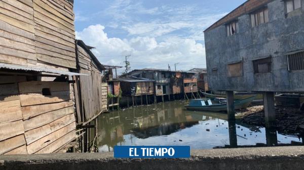 Buenaventura: Así se vive en Juan XXIII, uno de los barrios más violentos de Buenaventura - Cali - Colombia