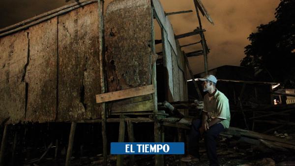 Buenaventura: Crónica de conflicto en el barrio San José en el año 2014 - Cali - Colombia