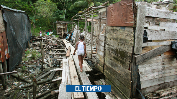 Buenaventura: Puente Nayero, donde la gente resiste a los escuadrones de la muerte - Cali - Colombia
