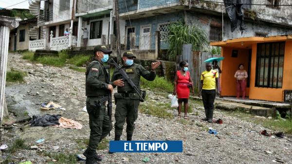 Buenaventura: pelea entre bandas atemoriza a los habitantes del puerto - Cali - Colombia