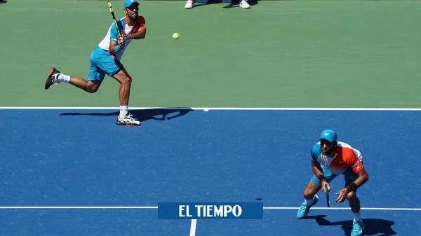Cabal y Farah perdieron la final del ATP 250 de Great Ocean Road - Tenis - Deportes