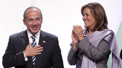 Calderón arremetió contra el TEPJF por negarle el registro a México Libre (Foto: Cuartoscuro)