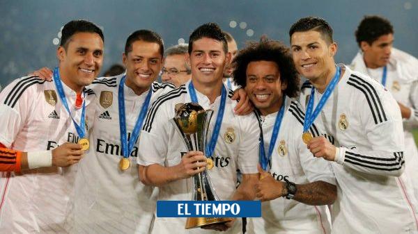 Colombianos que han ganado el Mundial de Clubes - Fútbol Internacional - Deportes