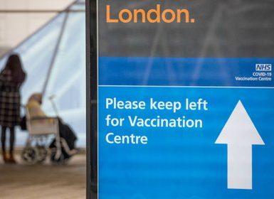 El centro de convenciones ExCel en Londres, Reino Unido