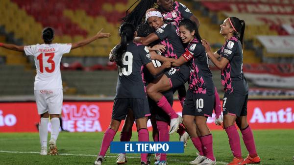 Copa Libertadores femenina: en vivo sorteo de la edición 2021 con Santa Fe y América - Fútbol Internacional - Deportes