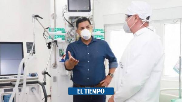 Coronavirus: Alcalde de Cali insiste en la necesidad de vacunar cuanto antes - Cali - Colombia