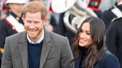 Cuántos millones tienen Meghan Markle y el príncipe Harry (Shutterstock)
