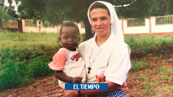 Cuatro años secuestrada por Al-Qaeda completa monja colombiana - Cali - Colombia