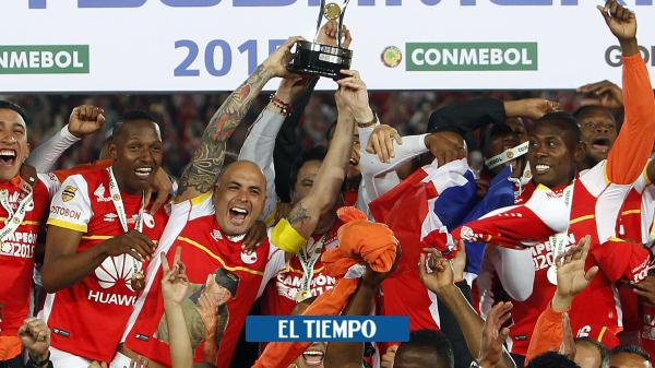 Cumpleaños 80 de Santa Fe: quién es el máximo ídolo en la historia del club - Fútbol Colombiano - Deportes