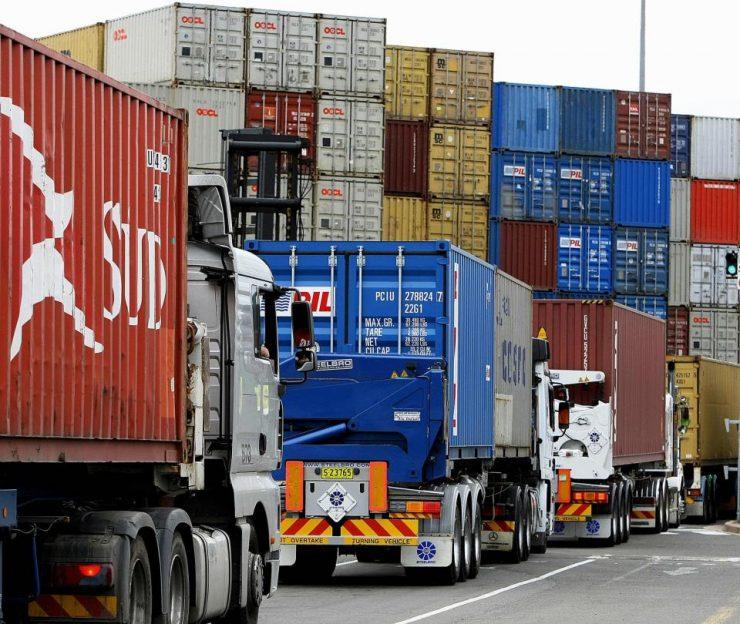 Déficit de balanza comercial se redujo US$653 millones en Colombia   Economía