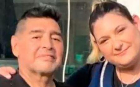 Desgarrador testimonio de 'Monona', la cocinera de Maradona [VIDEO]