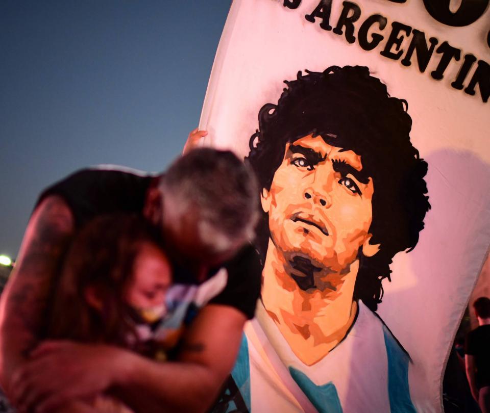 Diego Maradona: cocinera del argentino dio detalles de su muerte - Fútbol Internacional - Deportes