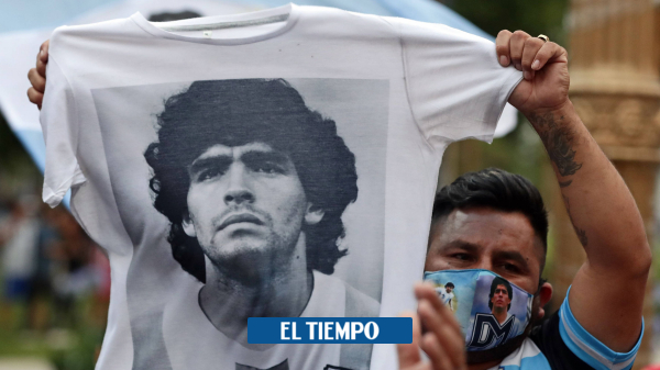 Diego Maradona: el diagnóstico que complica a la psiquiatra del '10' - Fútbol Internacional - Deportes