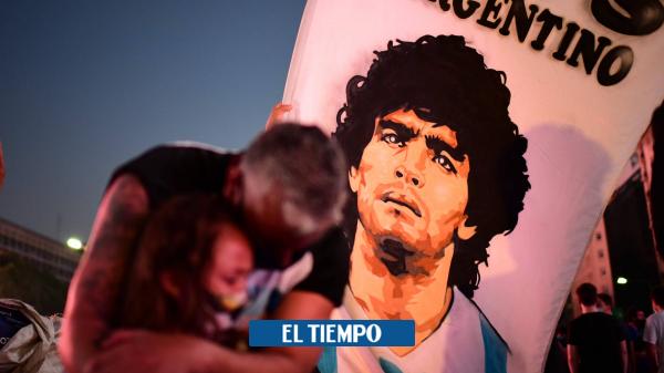 Digo Maradona: anillo de 300 mil dólares lo tiene su hija, Gianinna - Fútbol Internacional - Deportes