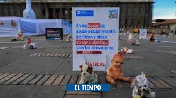 Drama de una niña de 7 años, abusada repetidas veces por adulto mayor - Cali - Colombia