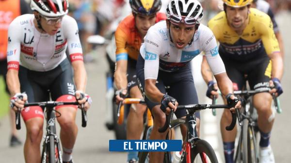 Egan Bernal habló de competir en el Giro de Italia del 2021 - Ciclismo - Deportes