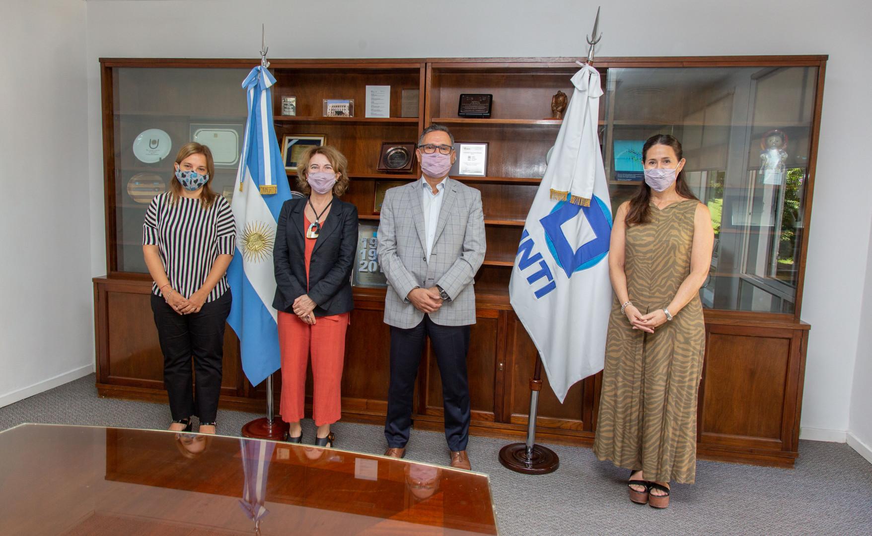 El INTI coopera con la Cancillería argentina para transferir tecnología a Senegal