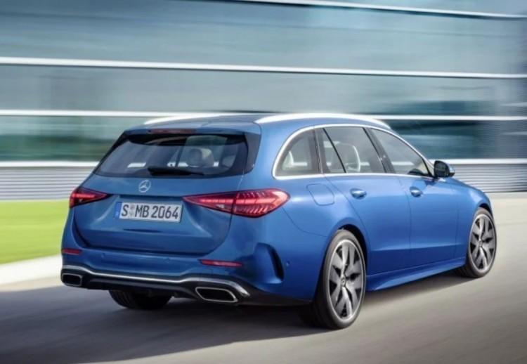El Mercedes-Benz Clase C 2022 ya es oficial: mayor tecnología y eficiencia