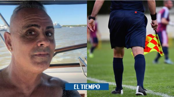 'El fùtbol colombiano es como la B de Argentina': Pablo Lunati   Deportes - Fútbol Colombiano - Deportes