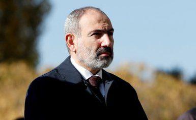 El primer ministro de Armenia, Nikol Pashinián