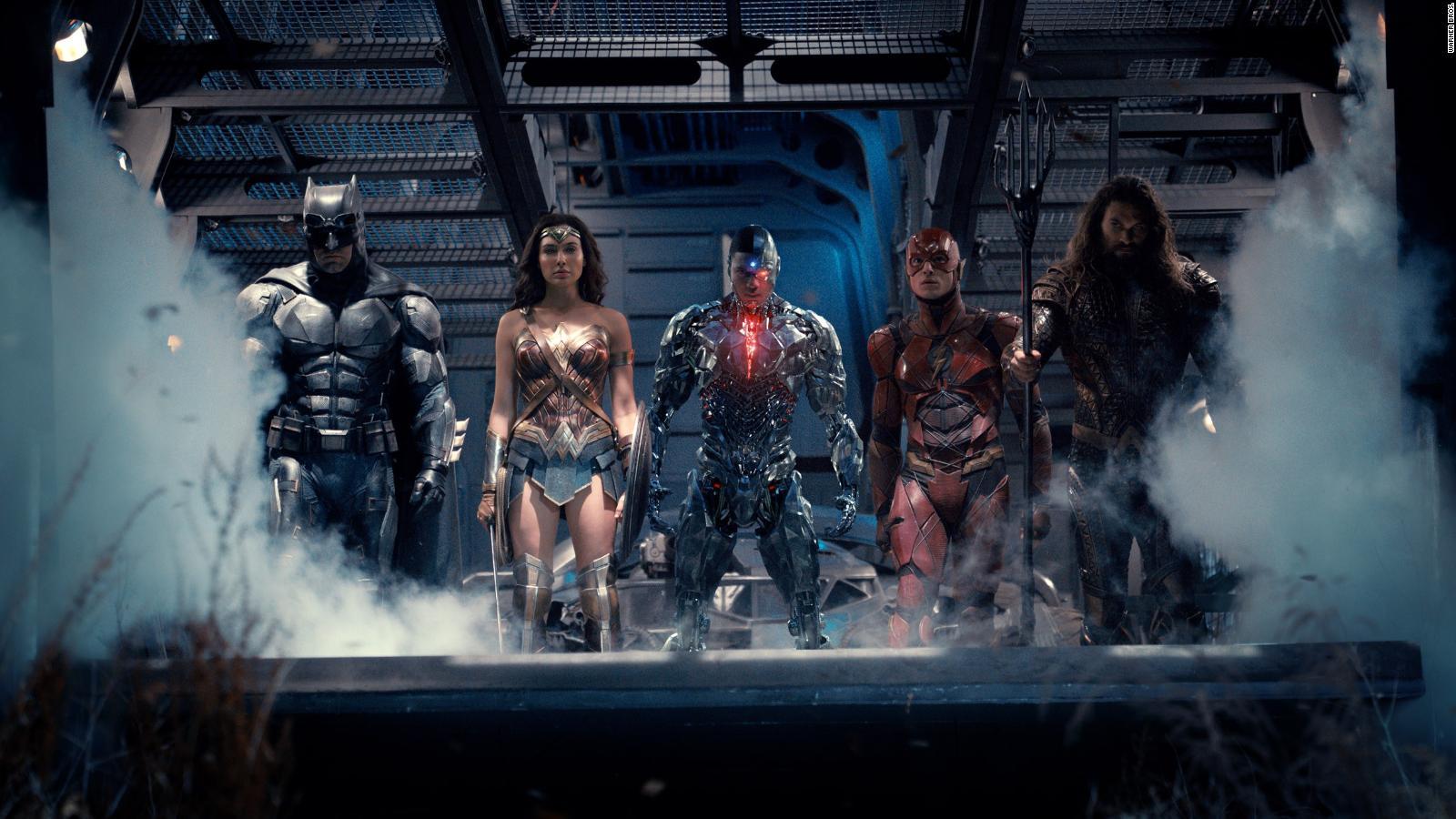 El tráiler de Justice League Snyder Cut ya está aquí