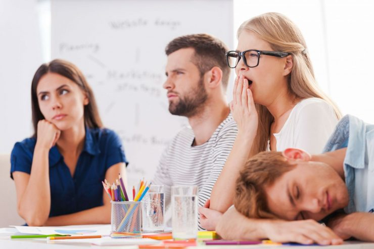 Elimina los hábitos que te detienen si sientes que tu equipo está atrapado por la rutina