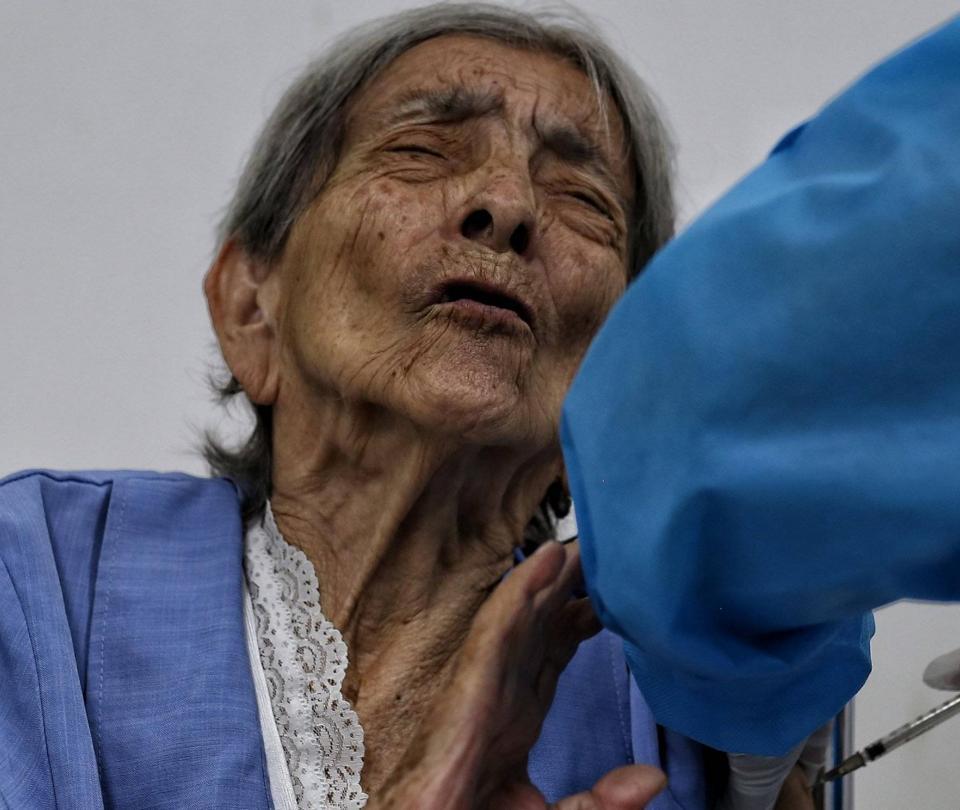 En mayo esperan un nuevo pico de la pandemia en el Valle - Cali - Colombia