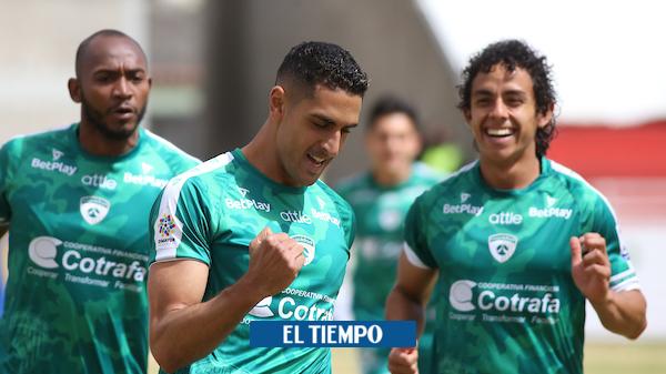 Equidad vs. Junior: fue penalti la jugada con la que ganó Equidad Liga Betplay - Fútbol Colombiano - Deportes
