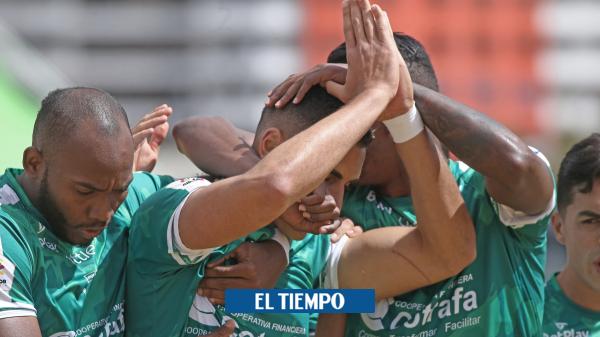 Equidad vs. Junior: resultado y goles del partido Liga Betplay Dimayor 2021 - Fútbol Colombiano - Deportes
