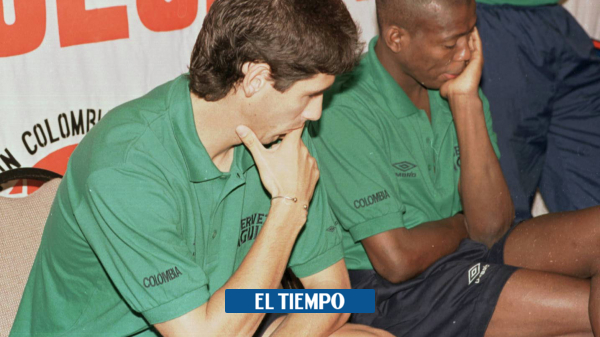 Faustino Asprilla contó intimidades de por qué perdió la Selección Colombia en el Mundial del 94 - Fútbol Internacional - Deportes