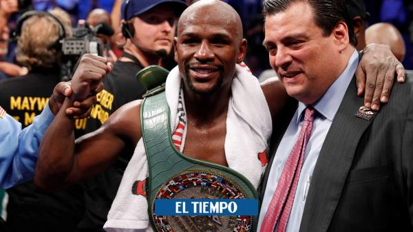 Floyd Mayweather peleará contra Jake Paul y 50 Cent | Conozca horarios, fechas para ver pelea online - Otros Deportes - Deportes