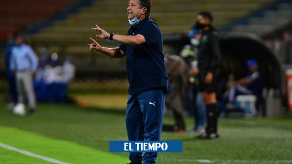 Hernán Darío Bolillo Gómez analiza el empate del Medellín contra Millonarios en la Liga Betplay - Fútbol Colombiano - Deportes