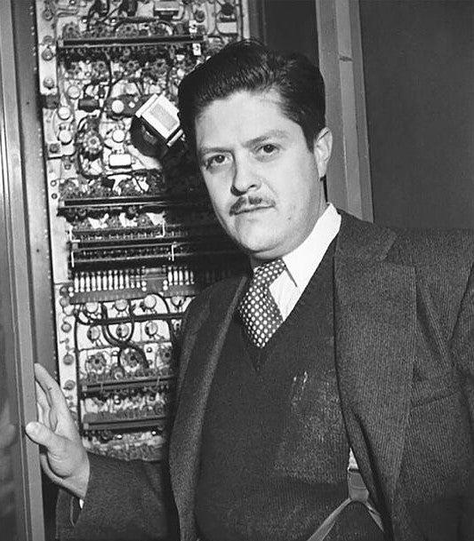 Hoy es el Día del Inventor y recordamos a Guillermo González Camarena creador de la televisión a color