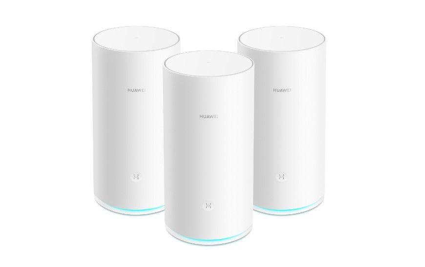Huawei lanza el router WiFi Mesh, con tecnología de malla que optimiza la conexión