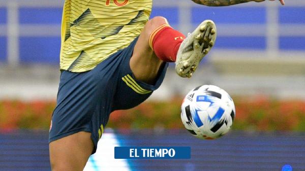 James Rodríguez no podría ser prestado por Everton para partido con Brasil - Fútbol Internacional - Deportes