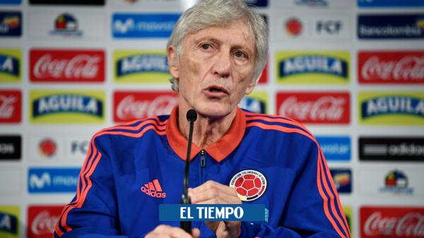 José Pékerman tocó el tema de si salida de la Selección Colombia - Fútbol Internacional - Deportes
