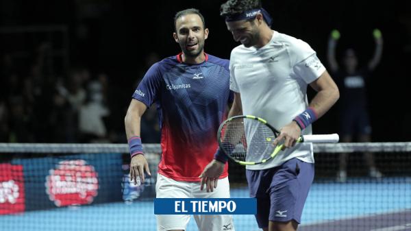 Juan Sebastián Cabal y Robert Farah analizan en entrevista el Abierto de Australia - Tenis - Deportes