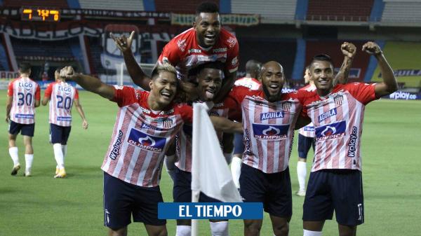 Junior de Barranquilla: cuál será el rival en la fase previa de la Copa Libertadores 2021 - Fútbol Internacional - Deportes