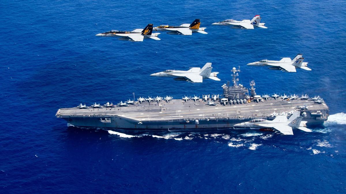 """La Marina de EE. UU. tiene patentes de tecnología que dice que """"diseñarán el tejido de la realidad"""""""