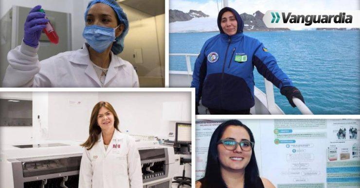 Las santandereanas que se destacan en la ciencia y tecnología en Santander