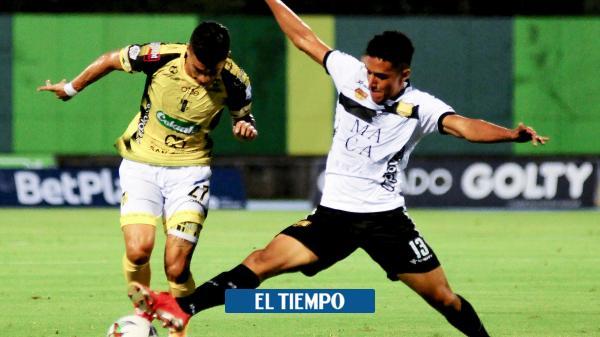 Liga Betplay Dimayor: resultados y tablas de posiciones cuarta fecha - Fútbol Colombiano - Deportes