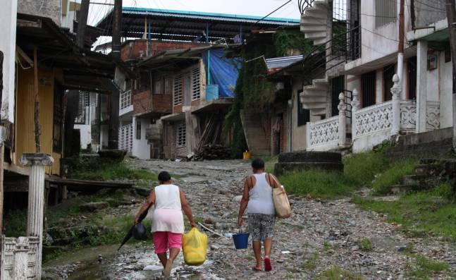 """""""Lo que viven los habitantes de Buenaventura es inmoral"""": Comisión de la Verdad"""